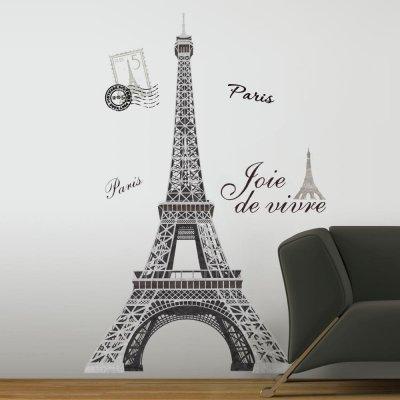 Adesivo Torre Eiffel