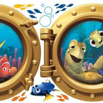 Adesivo Escotilha de Procurando Nemo