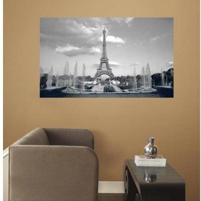 Mural Torre Eiffel Peel&Stick