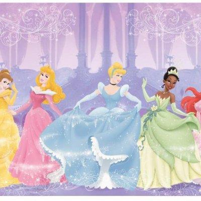 Mural Princesas Perfeitas