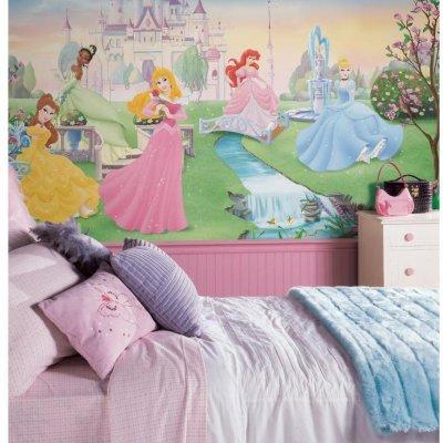 Mural Princesas Disney