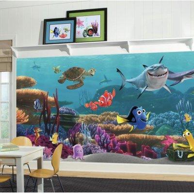 Mural Procurando Nemo