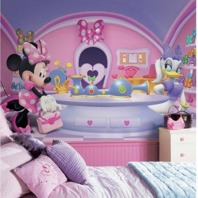 Mural Minnie Fashion