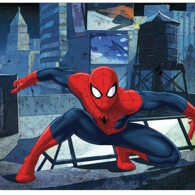 Mural Ultimate Homem Aranha