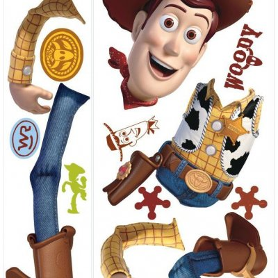 Adesivo Toy Story Woody