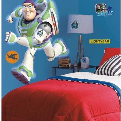 Adesivo Toy Story Buzz Lightyear - Brilha no Escuro
