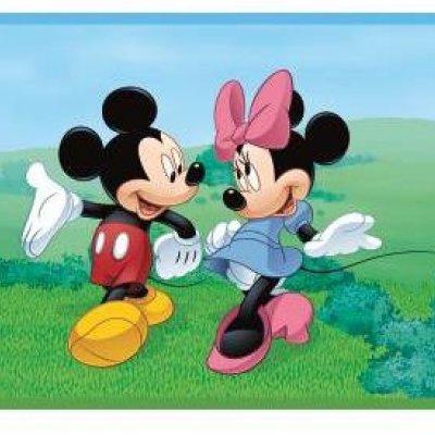 Faixa Mickey e seus Amigos Peel&Stick