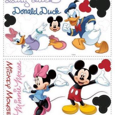 Adesivos Mickey e seus Amigos