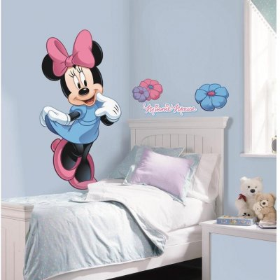 Adesivo Minnie Mouse