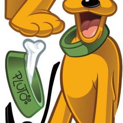 Adesivo Pluto