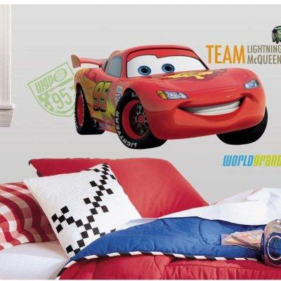 Adesivo Relâmpago McQueen da Disney Pixar