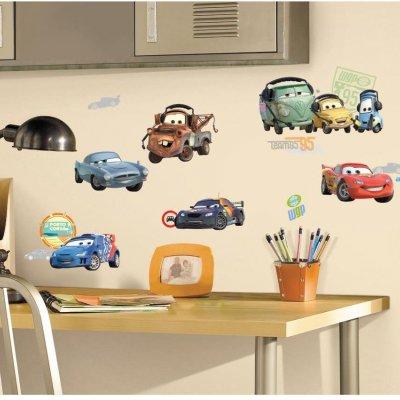Adesivos Carros da Disney Pixar