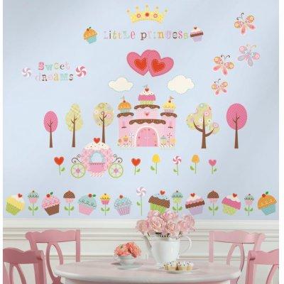 Adesivos Terra do Cupcake Happi