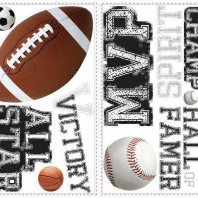 Adesivos Todos os Esportes