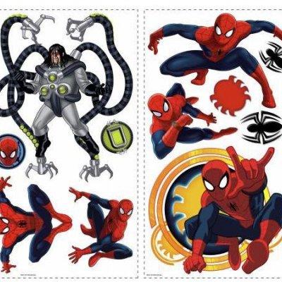 Adesivos Ultimate Homem Aranha