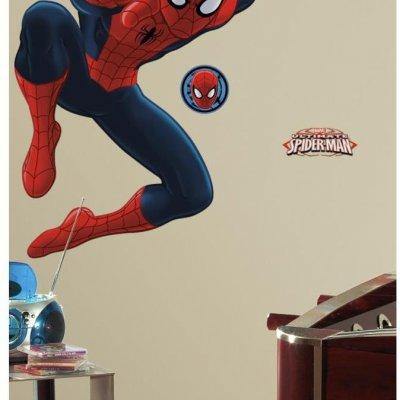 Adesivo Ultimate Homem Aranha