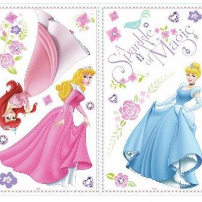 Adesivos Princesas Disney