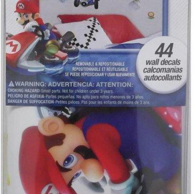Adesivos Mario Kart