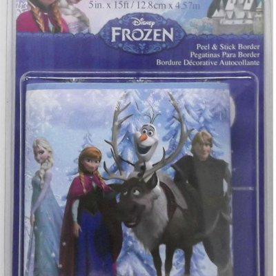 Faixa Frozen Peel&Stick