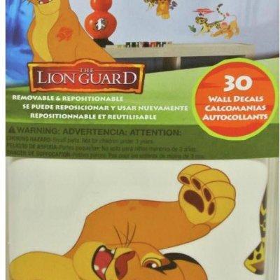 Adesivos A Guarda do Leão