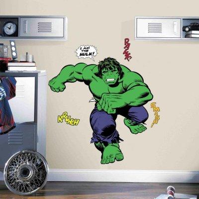 Adesivo Hulk Comics