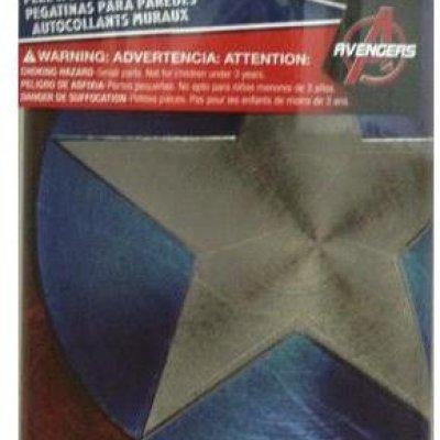 Adesivo Escudo Capitão América Guerra Civil