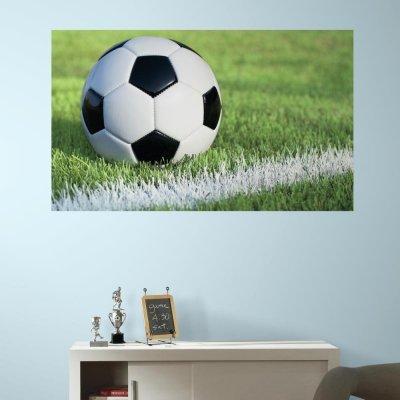 Mural de Futebol Peel&Stick