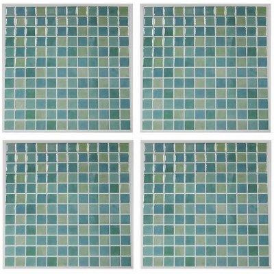 Mosaico Azul  StickTILES