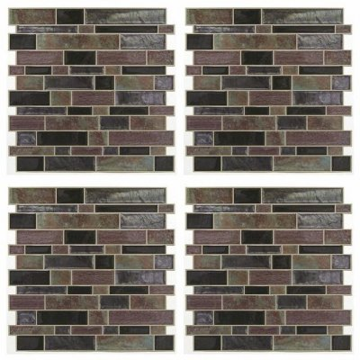 Mosaico Pedra Moderna  StickTILES